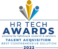 TalentCulture  HR Tech Awards  2-time Winner